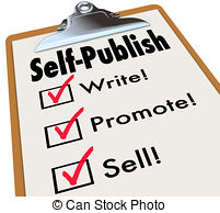 publishing stock photo