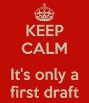 NaNoWriMo First Draft