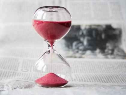 set a timer time management