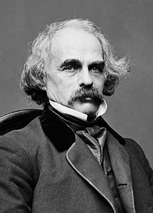 nathaniel hawthorne it's a writer's life for me