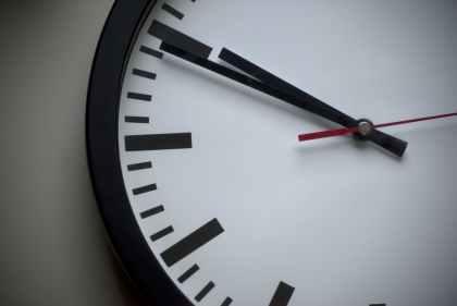 set a schedule time magament