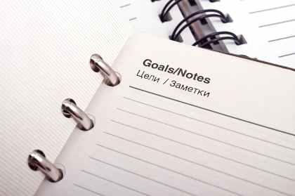 time management set a goal