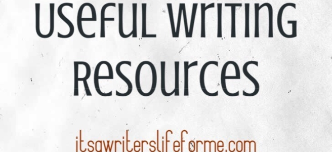 writing resources its a writers life for me