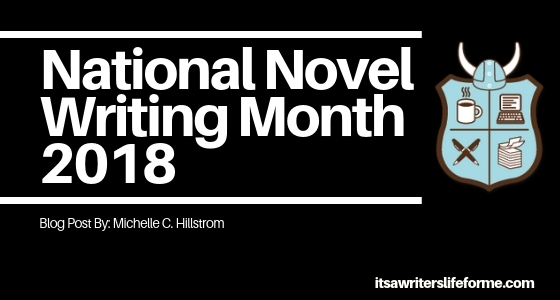 nanowrimo 2018 blog post