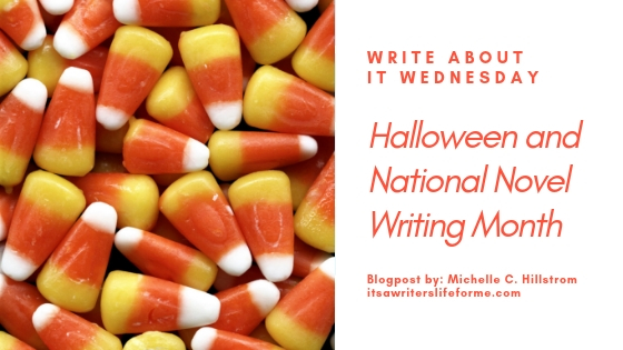 halloween and nanowrimo national novel writing month