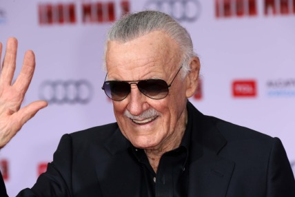 stan lee dead write about it