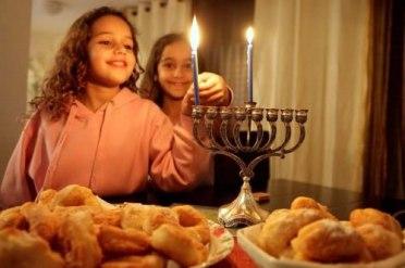 write about it wednesday hanukkah santa's workshop