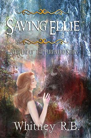 Saving Ellie Cover