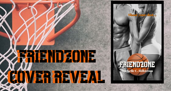 FRIENDZONE COVER REVEAL MICHELLE HILLSTROM