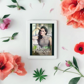 Right Princess by Autumn Archer Flat Lay Book Review