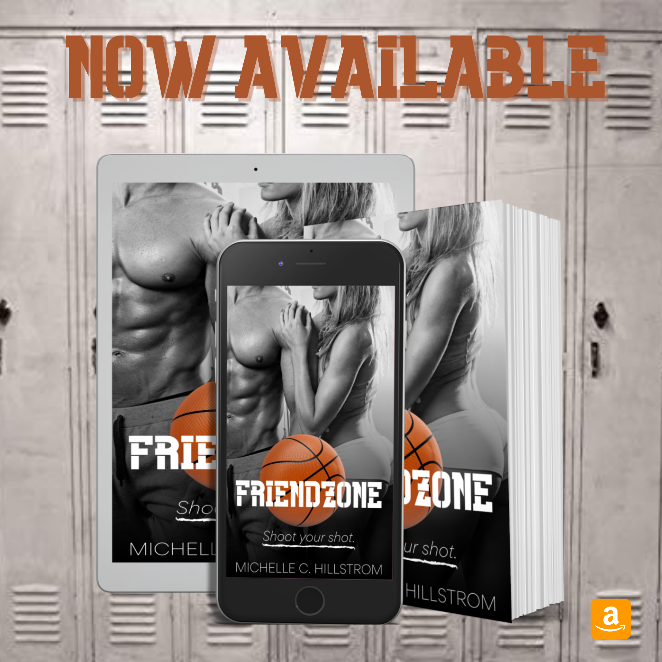 FRIENDZONE BOOKS NOW AVAILABLE ON AMAZON IN KINDLE AND PAPERBACK