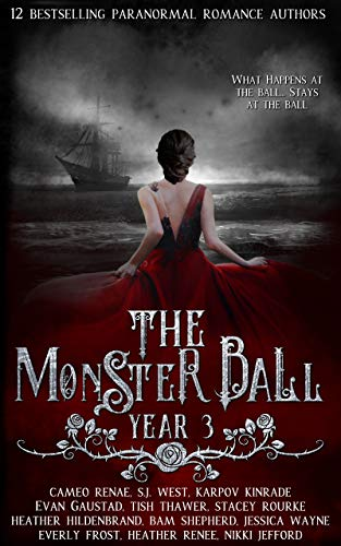 the monster ball year 3 cover